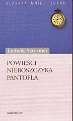 Okładka książki Powieści nieboszczyka Pantofla