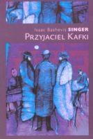 Okładka książki Przyjaciel Kafki