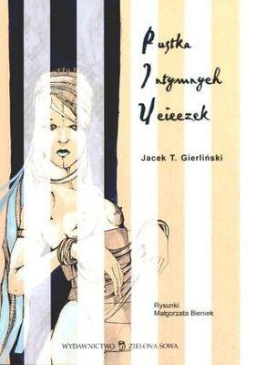 Okładka książki Pustka intymnych ucieczek