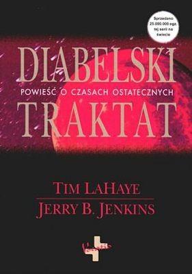 Okładka książki Diabelski traktat