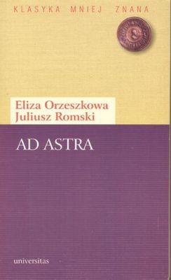 Okładka książki Ad Astra