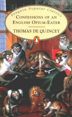 Okładka książki Confessions of an English Opium-Eater