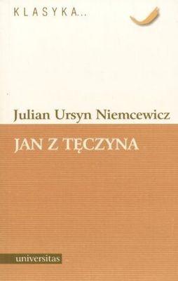 Okładka książki Jan z Tęczyna