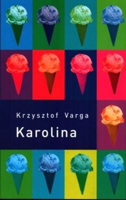 Okładka książki Karolina