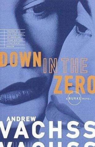 Okładka książki Down in zero