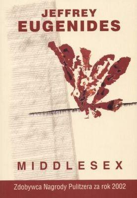 Okładka książki Middlesex