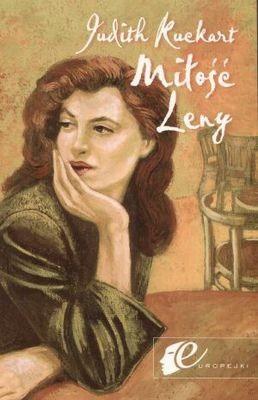 Okładka książki Miłość Leny
