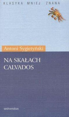 Okładka książki Na skałach Calvados