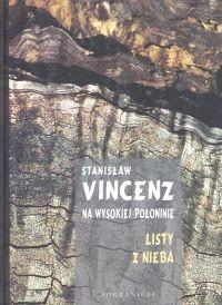 Okładka książki Na wysokiej połoninie. Pasmo II Nowe czasy. Księga II Listy z nieba
