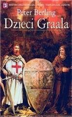 Okładka książki Dzieci Graala