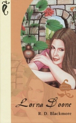 Okładka książki Lorna Donne