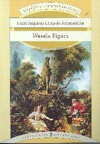 Okładka książki Wesele Figara