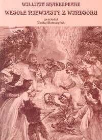 Okładka książki Wesołe niewiasty z Windsoru
