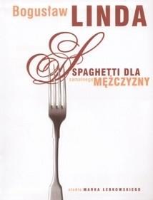 Okładka książki Spaghetti dla samotnego mężczyzny