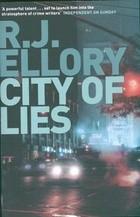 Okładka książki City of Lies