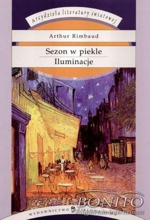 Okładka książki Sezon w piekle. Iluminacje