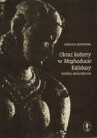 Okładka książki Obraz kobiety w Meghaducie Kalidasy. Analiza semantyczna