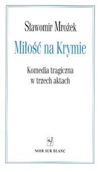Okładka książki Miłość na Krymie