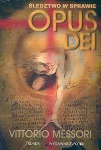Okładka książki Śledztwo w sprawie Opus Dei