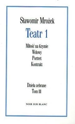 Okładka książki Teatr 1