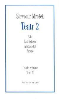 Okładka książki Teatr 2