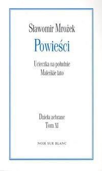 Okładka książki Powieści
