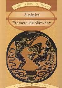 Okładka książki Prometeusz skowany