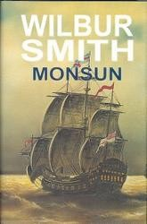 Okładka książki Monsun
