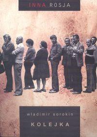 Okładka książki Kolejka