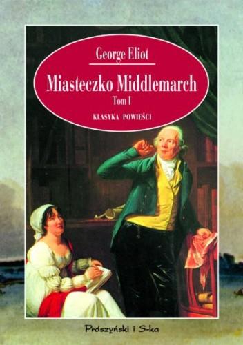 Okładka książki Miasteczko Middlemarch t.1+2