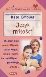 Okładka książki Język miłości