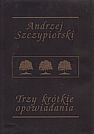 Okładka książki Trzy krótkie opowiadania