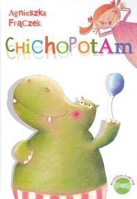 Okładka książki Chichopotam + CD