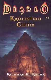 Okładka książki Diablo: Królestwo Cienia