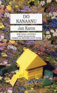 Okładka książki Do Kanaanu