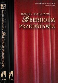 Okładka książki Beerholm przedstawia