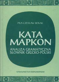 Okładka książki Kata Mapkon