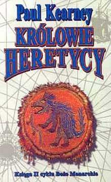 Okładka książki Królowie Heretycy