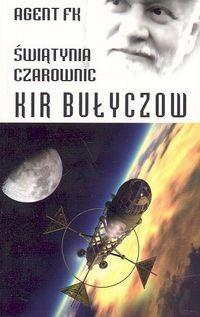 Okładka książki Agent FK. Świątynia Czarownic
