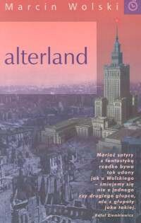 Okładka książki Alterland