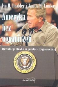 Okładka książki Ameryka bez ograniczeń