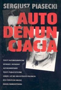 Okładka książki Autodenuncjacja