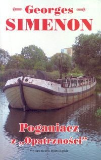 Okładka książki Poganiacz z Opatrzności
