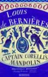 Okładka książki Captain Corellis Mandolin