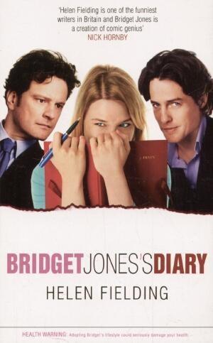 Okładka książki Bridget Jones's Diary a Novel