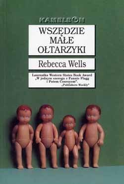 Okładka książki Wszędzie małe ołtarzyki