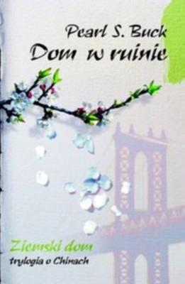 Okładka książki Dom w ruinie