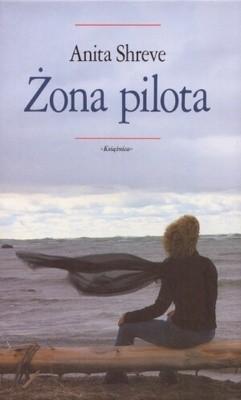 Okładka książki Żona pilota