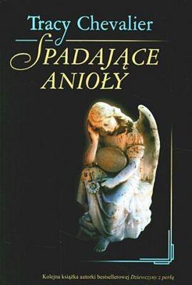 Okładka książki Spadające anioły