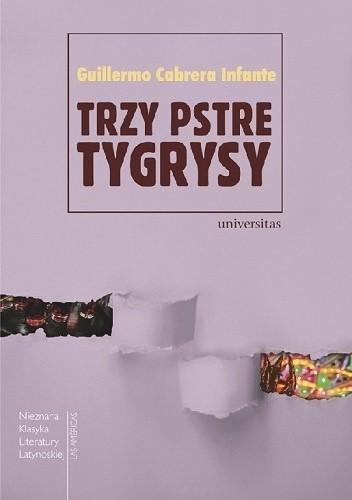 Okładka książki Trzy pstre tygrysy